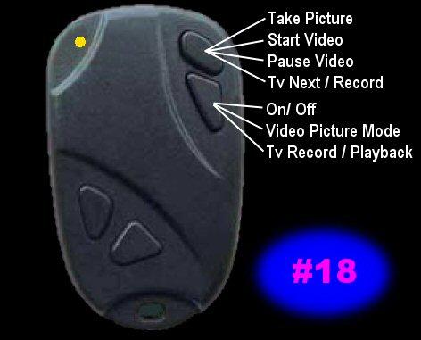 Image result for 808 Mini Car Key Chain Spy Video Recorder